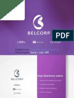 Apresentação Belcorp Cosméticos - cód. 586