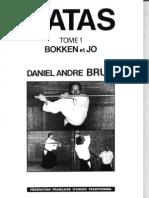 Kata Aikido Bokken&Jo