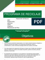 Programa de Reciclaje Fresnos 1218331340824532 8