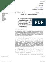 Nanotecnología en la UAZ Comunicado 227/2008