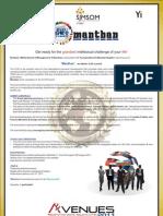 Manthan Invitation Letter