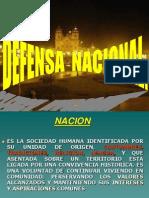 2 DEFENSA NACIONAL