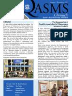 Newsletter QASMS