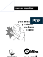 Spanish Safety Quick Guide
