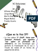 Voip y S.O - ARC Soluciones S.A