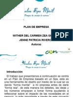 Plan de Empresa Azalea Spa