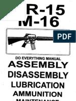 AR 15 M 16
