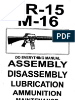 AR-15 & M-16 - Do Everything Manual