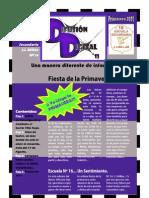 4ta Edición - Boletín Digital