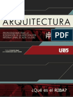 Presentacion RIBA