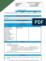 Criterios de Evaluación para los Proyectos Integradores de Semestre