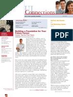 DePaul University Career Center quarterly newsletter