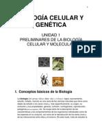 BIOLOGÍA CELULAR Y GENÉTICA--compilación-- (Autoguardado)