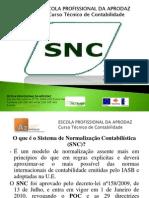 trabalho de SNC