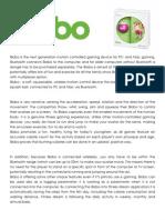Blobo Leaflet