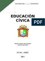 Educacion Civica - Peru 2011 (Dr Hernan Jove Quimper)