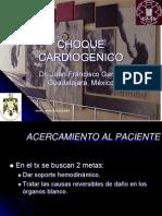 Choque Cardiogenico 2011
