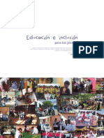Educacion e Inclusion Para Los Jovenes