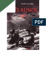 Sandra Carvalho - A Saga das Pedras Mágicas 5 - Os 3 Reinos