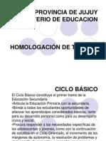 Presentación Homologación 11-8-11