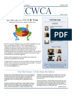 Ecwca Newsletter-winter 2011