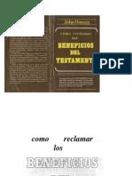 John Osteen - Como Reclamar Los Beneficios Del Testamento