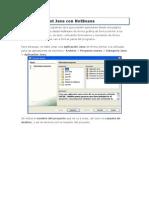 Crear Un Applet Java Con NetBeans