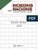 Battle Rules Beta
