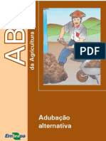 adubacao alternativa