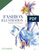 63664629 Fashion Illustration by Anna Kiper
