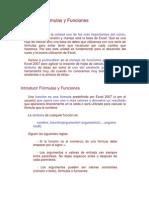 Funciones 2007 Excel