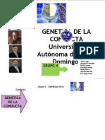 Genetic a Del a Conduct A