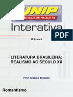 Literatura Brasileira I