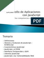 Javascript en La Web