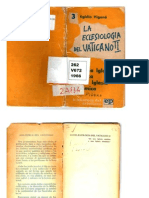 La Eclesiologia Del Vaticano II