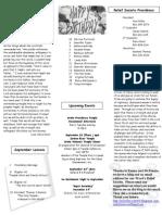 RS September Newsletter[1]