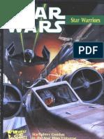 weg40201 - star warriors starfighter combat boardgame