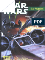 weg40201 - star warriors starfighter combat boardgame
