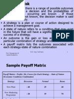 Chap 18 - Risk Management & Capital Budgeting