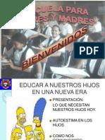 ESCUELA DE PADRES COMUNICACIÓN AUTORIDAD AUTOEST. 4° Y 5°
