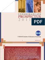 CIIT Undergraduate Prospectus 2011-2012