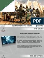 ACR Multi Player Beta Guide