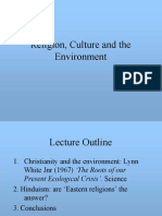 018.Religion Culture and Environment