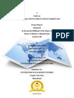 Impact of FDI & FII on Indian Stock Market
