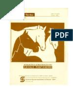 Avaliação e Conservação do Cavalo Pantaneiro