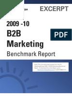 B2BMarketingExcerpt2010