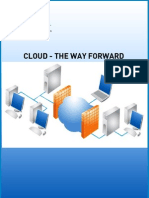 Cloud the Way Forward