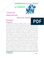 marco teórico Familia