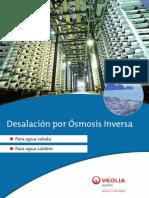 desalacion Por Osmosis Veolia