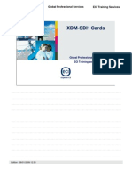 7V6 SDH Cards